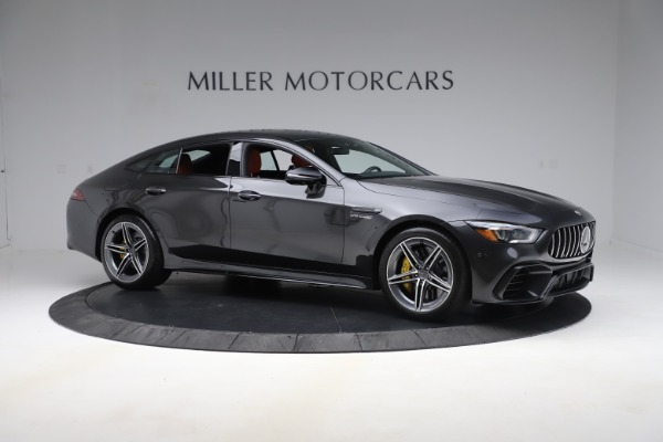 Used 2019 Mercedes-Benz AMG GT 63 S for sale Sold at Aston Martin of Greenwich in Greenwich CT 06830 10