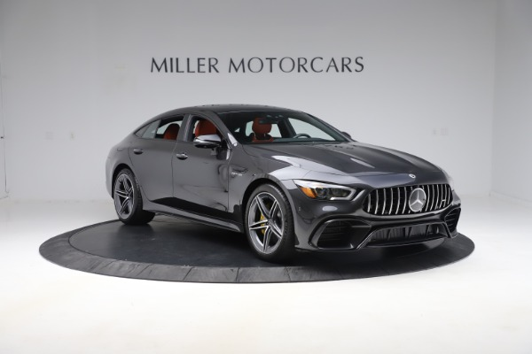 Used 2019 Mercedes-Benz AMG GT 63 S for sale Sold at Aston Martin of Greenwich in Greenwich CT 06830 11