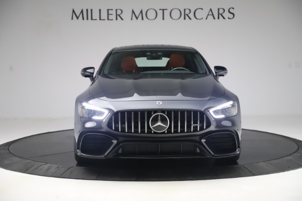 Used 2019 Mercedes-Benz AMG GT 63 S for sale Sold at Aston Martin of Greenwich in Greenwich CT 06830 12