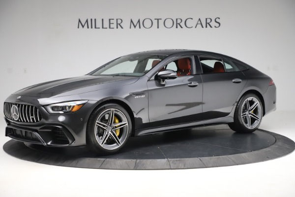 Used 2019 Mercedes-Benz AMG GT 63 S for sale Sold at Aston Martin of Greenwich in Greenwich CT 06830 2