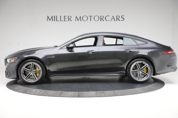 Used 2019 Mercedes-Benz AMG GT 63 S for sale Sold at Aston Martin of Greenwich in Greenwich CT 06830 3