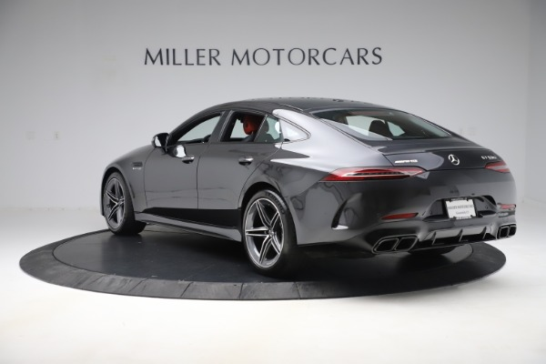 Used 2019 Mercedes-Benz AMG GT 63 S for sale Sold at Aston Martin of Greenwich in Greenwich CT 06830 5