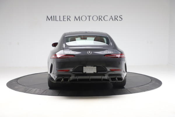 Used 2019 Mercedes-Benz AMG GT 63 S for sale Sold at Aston Martin of Greenwich in Greenwich CT 06830 6