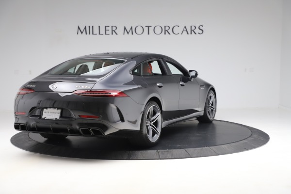 Used 2019 Mercedes-Benz AMG GT 63 S for sale Sold at Aston Martin of Greenwich in Greenwich CT 06830 7