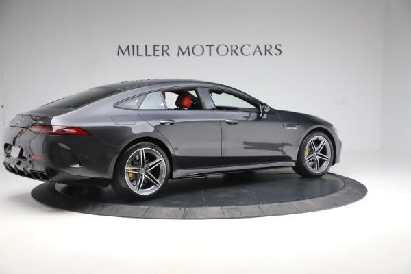 Used 2019 Mercedes-Benz AMG GT 63 S for sale Sold at Aston Martin of Greenwich in Greenwich CT 06830 8