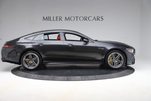 Used 2019 Mercedes-Benz AMG GT 63 S for sale Sold at Aston Martin of Greenwich in Greenwich CT 06830 9
