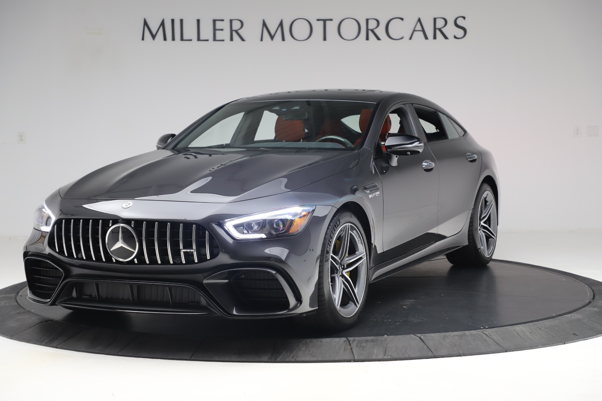 Used 2019 Mercedes-Benz AMG GT 63 S for sale Sold at Aston Martin of Greenwich in Greenwich CT 06830 1