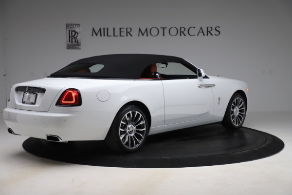 Used 2020 Rolls-Royce Dawn for sale $359,900 at Aston Martin of Greenwich in Greenwich CT 06830 21