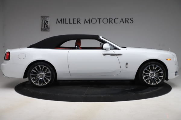 Used 2020 Rolls-Royce Dawn for sale $359,900 at Aston Martin of Greenwich in Greenwich CT 06830 22