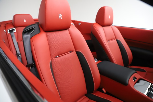 Used 2020 Rolls-Royce Dawn for sale $359,900 at Aston Martin of Greenwich in Greenwich CT 06830 27
