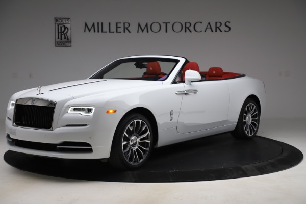 Used 2020 Rolls-Royce Dawn for sale $359,900 at Aston Martin of Greenwich in Greenwich CT 06830 3