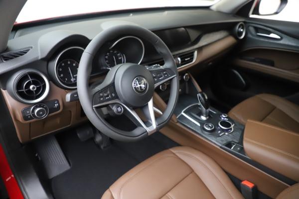 New 2019 Alfa Romeo Stelvio Q4 for sale Sold at Aston Martin of Greenwich in Greenwich CT 06830 13