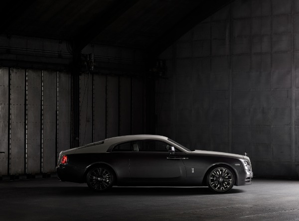 New 2020 Rolls-Royce Wraith Eagle for sale Sold at Aston Martin of Greenwich in Greenwich CT 06830 3