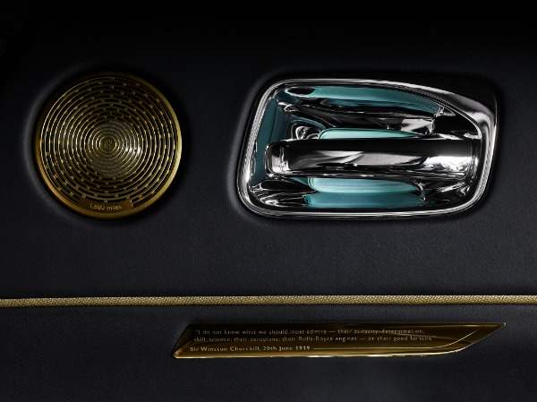 New 2020 Rolls-Royce Wraith Eagle for sale Sold at Aston Martin of Greenwich in Greenwich CT 06830 5