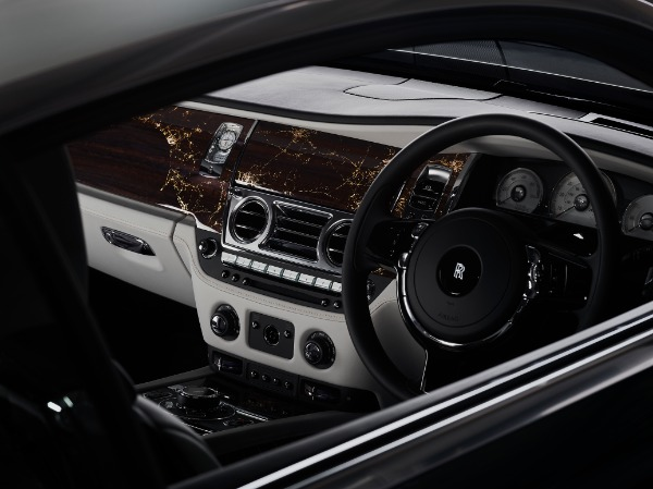 New 2020 Rolls-Royce Wraith Eagle for sale Sold at Aston Martin of Greenwich in Greenwich CT 06830 7