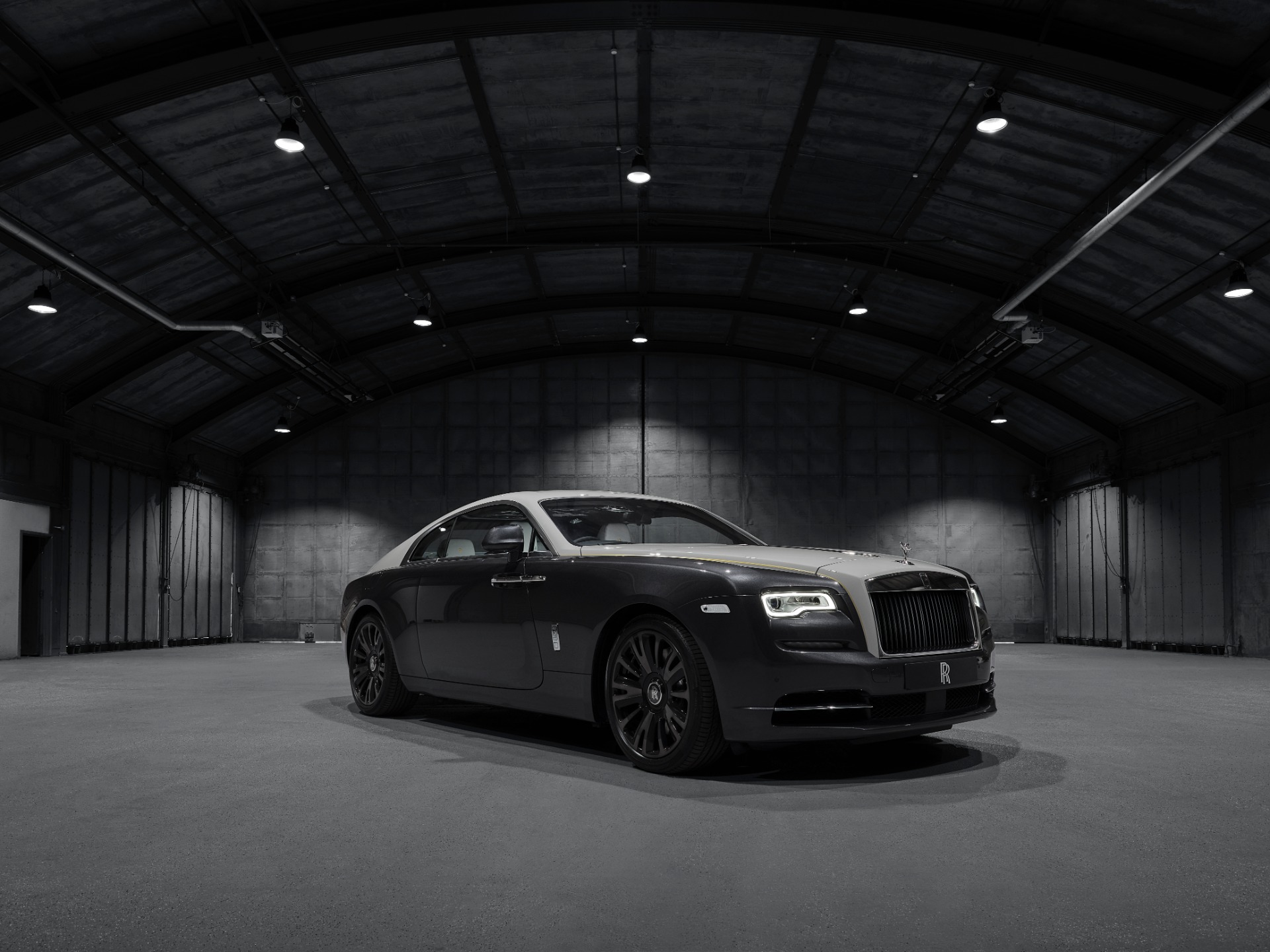 New 2020 Rolls-Royce Wraith Eagle for sale Sold at Aston Martin of Greenwich in Greenwich CT 06830 1