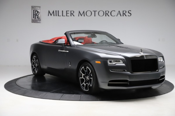 New 2020 Rolls-Royce Dawn Black Badge for sale Sold at Aston Martin of Greenwich in Greenwich CT 06830 12
