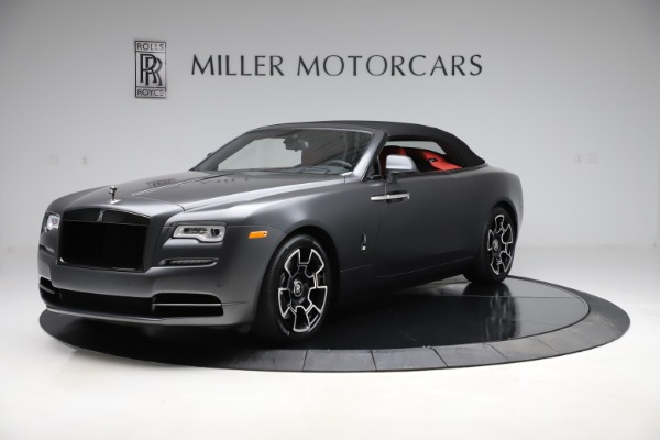New 2020 Rolls-Royce Dawn Black Badge for sale Sold at Aston Martin of Greenwich in Greenwich CT 06830 16