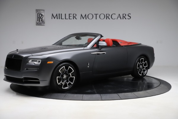 New 2020 Rolls-Royce Dawn Black Badge for sale Sold at Aston Martin of Greenwich in Greenwich CT 06830 3