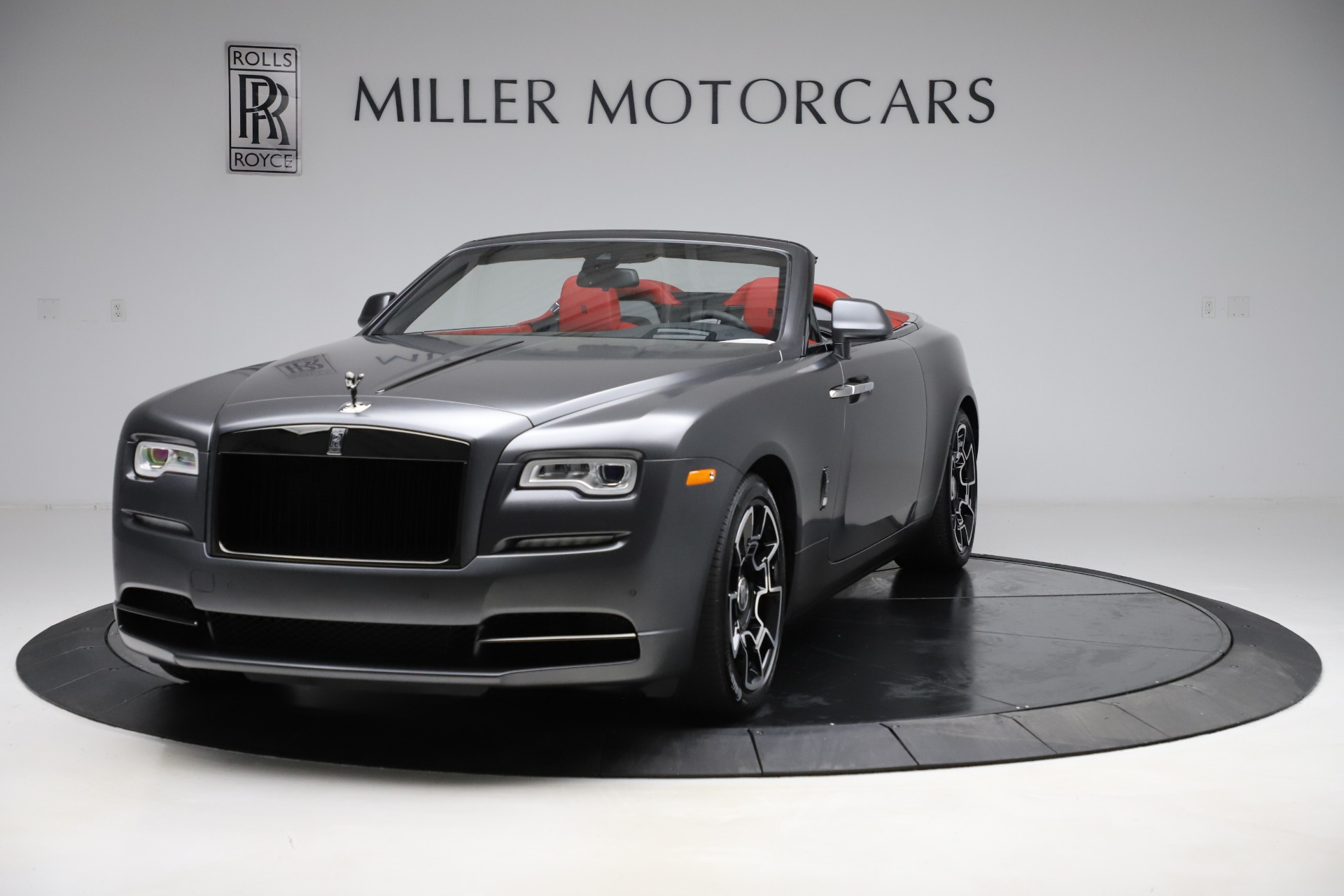 New 2020 Rolls-Royce Dawn Black Badge for sale Sold at Aston Martin of Greenwich in Greenwich CT 06830 1
