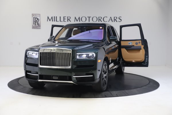 New 2020 Rolls-Royce Cullinan for sale $348,975 at Aston Martin of Greenwich in Greenwich CT 06830 10