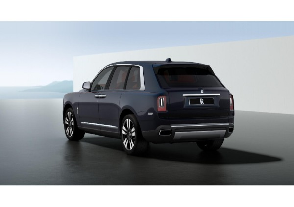 New 2020 Rolls-Royce Cullinan for sale Sold at Aston Martin of Greenwich in Greenwich CT 06830 3