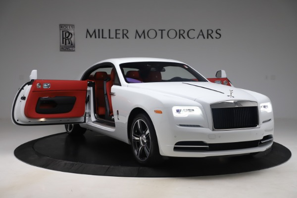 New 2020 Rolls-Royce Wraith for sale $392,325 at Aston Martin of Greenwich in Greenwich CT 06830 10