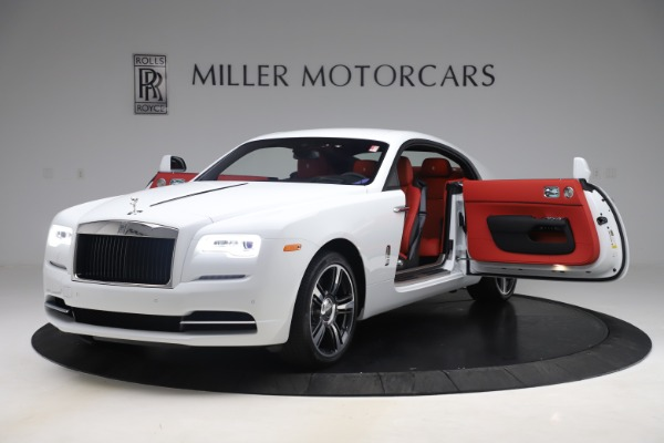 New 2020 Rolls-Royce Wraith for sale $392,325 at Aston Martin of Greenwich in Greenwich CT 06830 12