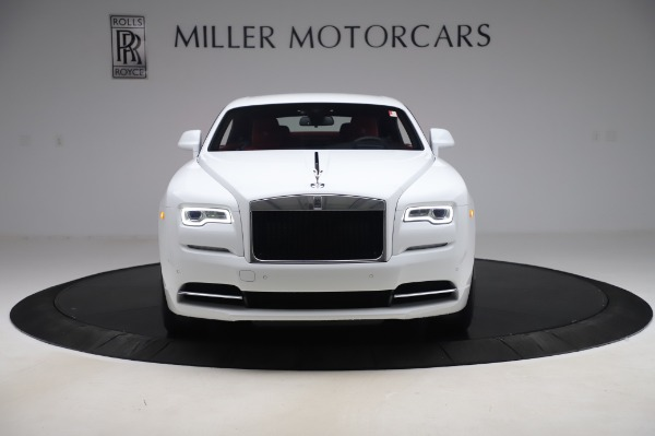 New 2020 Rolls-Royce Wraith for sale $392,325 at Aston Martin of Greenwich in Greenwich CT 06830 2