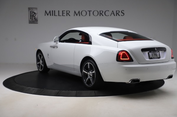 New 2020 Rolls-Royce Wraith for sale $392,325 at Aston Martin of Greenwich in Greenwich CT 06830 4