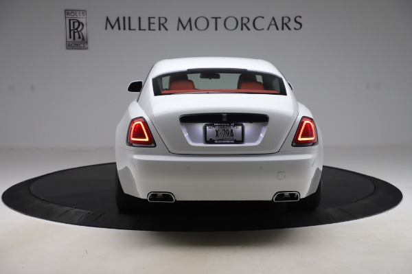 New 2020 Rolls-Royce Wraith for sale $392,325 at Aston Martin of Greenwich in Greenwich CT 06830 5