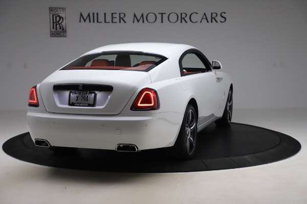 New 2020 Rolls-Royce Wraith for sale $392,325 at Aston Martin of Greenwich in Greenwich CT 06830 6