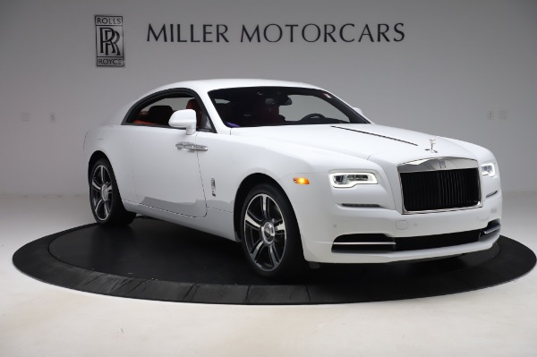 New 2020 Rolls-Royce Wraith for sale $392,325 at Aston Martin of Greenwich in Greenwich CT 06830 8