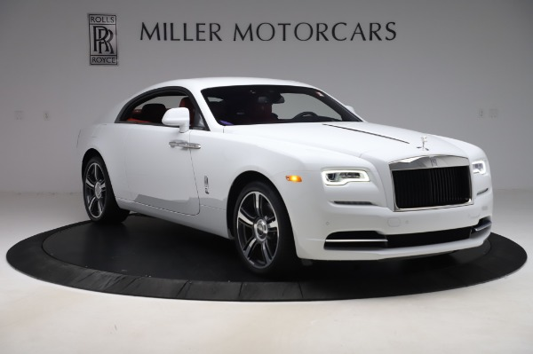 New 2020 Rolls-Royce Wraith for sale $392,325 at Aston Martin of Greenwich in Greenwich CT 06830 9