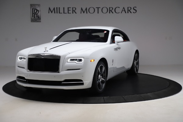 New 2020 Rolls-Royce Wraith for sale $392,325 at Aston Martin of Greenwich in Greenwich CT 06830 1