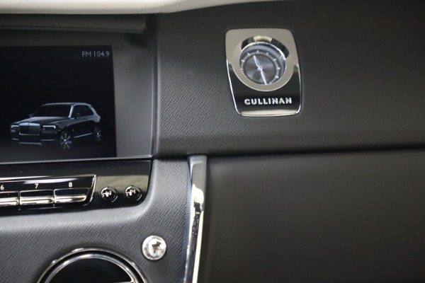 New 2020 Rolls-Royce Cullinan for sale Sold at Aston Martin of Greenwich in Greenwich CT 06830 26