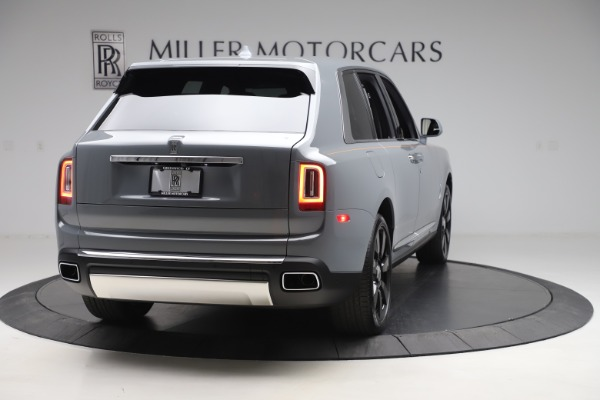 New 2020 Rolls-Royce Cullinan for sale Sold at Aston Martin of Greenwich in Greenwich CT 06830 6