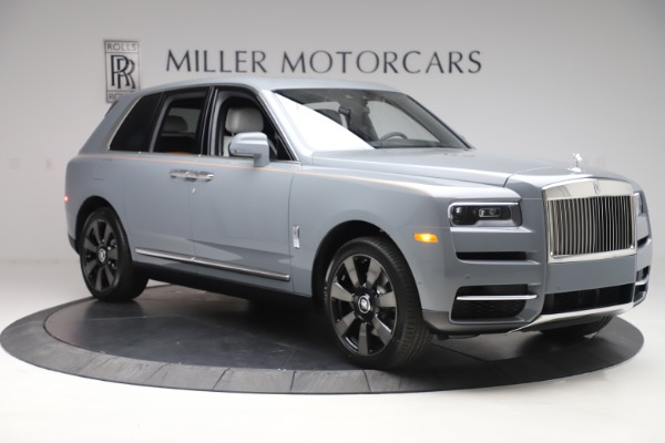 New 2020 Rolls-Royce Cullinan for sale Sold at Aston Martin of Greenwich in Greenwich CT 06830 8