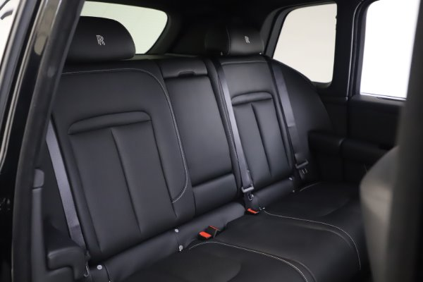 New 2020 Rolls-Royce Cullinan for sale Sold at Aston Martin of Greenwich in Greenwich CT 06830 13