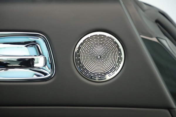 New 2020 Rolls-Royce Wraith Black Badge for sale Sold at Aston Martin of Greenwich in Greenwich CT 06830 12