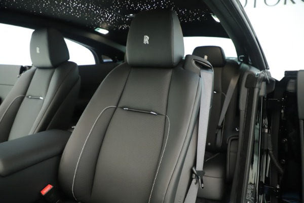 New 2020 Rolls-Royce Wraith Black Badge for sale Sold at Aston Martin of Greenwich in Greenwich CT 06830 13