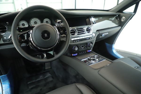 New 2020 Rolls-Royce Wraith Black Badge for sale Sold at Aston Martin of Greenwich in Greenwich CT 06830 15