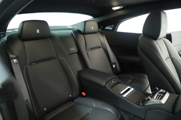 New 2020 Rolls-Royce Wraith Black Badge for sale Sold at Aston Martin of Greenwich in Greenwich CT 06830 17