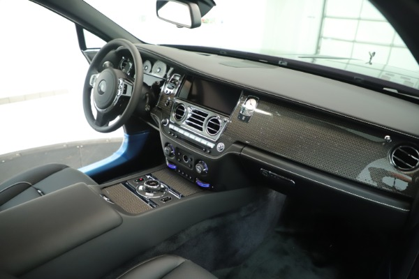 New 2020 Rolls-Royce Wraith Black Badge for sale Sold at Aston Martin of Greenwich in Greenwich CT 06830 18