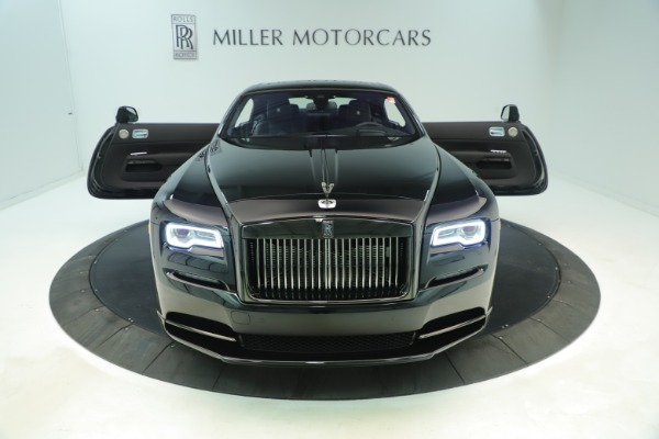 New 2020 Rolls-Royce Wraith Black Badge for sale Sold at Aston Martin of Greenwich in Greenwich CT 06830 20