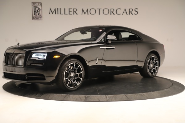 New 2020 Rolls-Royce Wraith Black Badge for sale Sold at Aston Martin of Greenwich in Greenwich CT 06830 3