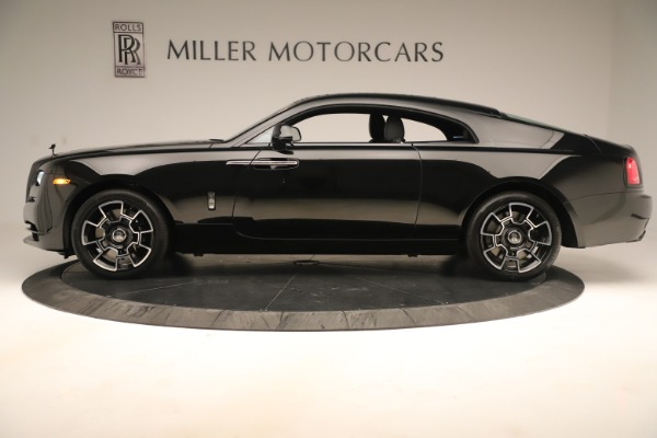 New 2020 Rolls-Royce Wraith Black Badge for sale Sold at Aston Martin of Greenwich in Greenwich CT 06830 4