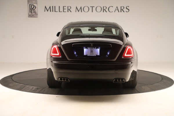 New 2020 Rolls-Royce Wraith Black Badge for sale Sold at Aston Martin of Greenwich in Greenwich CT 06830 6