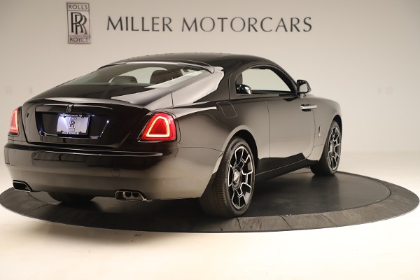 New 2020 Rolls-Royce Wraith Black Badge for sale Sold at Aston Martin of Greenwich in Greenwich CT 06830 7