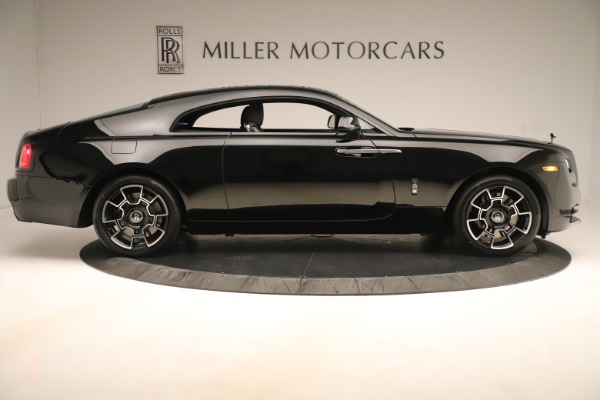 New 2020 Rolls-Royce Wraith Black Badge for sale Sold at Aston Martin of Greenwich in Greenwich CT 06830 8
